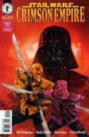 Couverture de Crimson Empire, Part 2