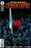 Couverture de Crimson Empire, Part 5