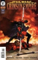 Couverture de Crimson Empire, Part 6