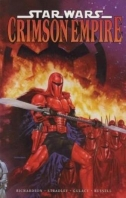 Couverture de Crimson Empire TPB