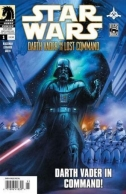 Couverture de Darth Vader and the Lost Command, Part 1