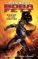 Couverture de Enemy of The Empire TPB