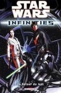 Couverture de Infinities : Le retour du Jedi