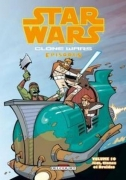 Couverture de Jedi, Clones et Droïdes
