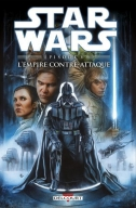 Couverture de L'empire contre-attaque
