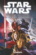 Couverture de Star Wars Episode I. La Menace fantôme