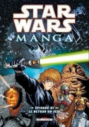 Couverture de Manga - Le Retour du Jedi