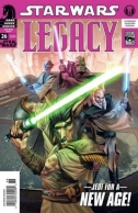 Couverture de Jedi for a New Age!