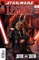 Couverture de Sith vs. Sith
