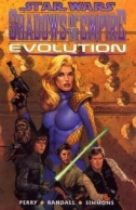 Couverture de Shadows of the Empire : Evolution TPB
