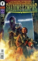 Couverture de Shadows of the Empire, Part 4