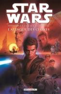 Couverture de Star Wars Épisode II. L'Attaque des clones