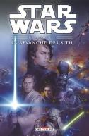 Couverture de Star Wars Épisode III. La Revanche des Sith