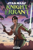 Couverture de Star Wars: Knight Errant - Aflame