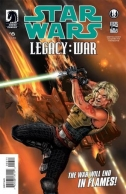 Couverture de Star Wars: Legacy-War #6