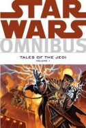 Couverture de Tales of the Jedi, Volume 1
