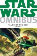 Couverture de Tales of the Jedi, Volume 2