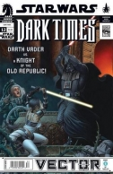 Couverture de Darth Vader VS. a Knight of the Old Republic !