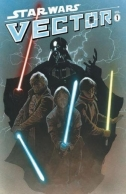 Couverture de Vector TPB (Knights of the Old Republic)