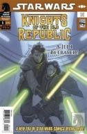 Couverture de A Jedi Betrayed!