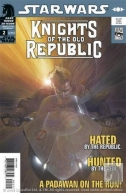 Couverture de Hated by the Republic. Hunted by the Jedi. A Padawan on the Run!