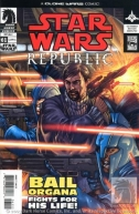 Couverture de Bail Organa Fights for his Life !