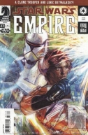 Couverture de A clone trooper and Luke Skywalker ?!