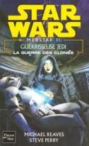 Couverture de Guérisseuse Jedi