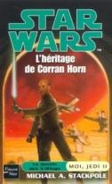 Couverture de L'Héritage de Corran Horn