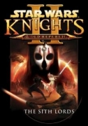 Couverture de Star Wars: Knights of the Old Republic II : The Sith Lords