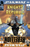 Couverture de Intrigue in the Old Republic