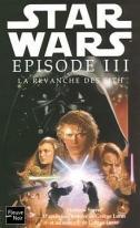 Couverture de Épisode III : La revanche des Sith