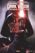 Couverture de Le Seigneur Noir des Sith T2