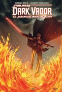 Couverture de Le Seigneur Noir des Sith T4
