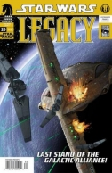 Couverture de Last stand of the Galactic Alliance!