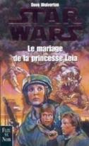 Couverture de Le Mariage de la princesse Leia