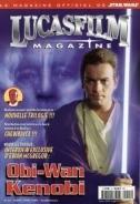 Couverture de Lucasfilm Magazine 15