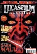Couverture de Lucasfilm Magazine 16