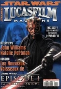 Couverture de Lucasfilm Magazine 18