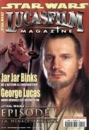 Couverture de Lucasfilm Magazine 19