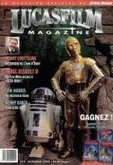 Couverture de Lucasfilm Magazine 02