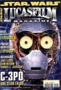Couverture de Lucasfilm Magazine 20