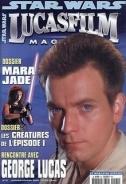 Couverture de Lucasfilm Magazine 21