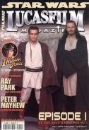Couverture de Lucasfilm Magazine 22