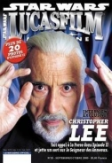 Couverture de Lucasfilm Magazine 25