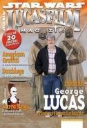 Couverture de Lucasfilm Magazine 26