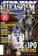 Couverture de Lucasfilm Magazine 27