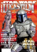 Couverture de Lucasfilm Magazine 33