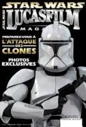 Couverture de Lucasfilm Magazine 34