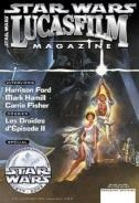 Couverture de Lucasfilm Magazine 36